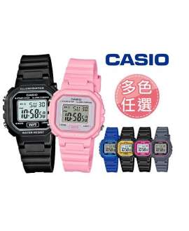 ce9e447b47f5 ... Reloj Casio Collection Niña  Casio Collection Niña LA-20WH-4A1EF ...