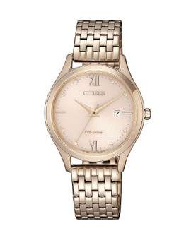 Reloj Citizen Solar Mujer OF Collection EW2533-89X