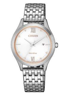 Reloj Citizen Solar Mujer OF Collection EW2536-81A