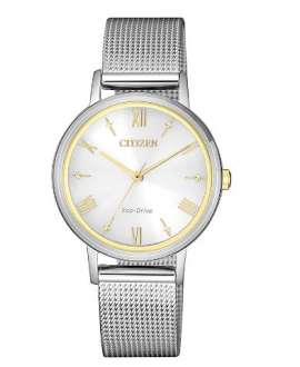 Reloj Citizen Solar Mujer OF Collection EM0574-85A