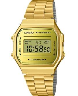 Reloj Unisex Casio Collection Retro A168WEGM-9EF