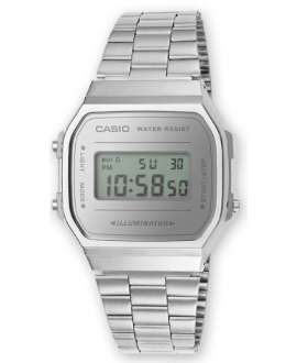 Reloj Casio Collection Retro Digital A168WEM-7EF