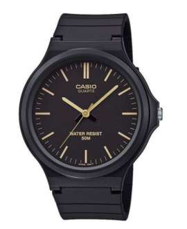 Reloj Casio Collection Analógico todo negro MW-240-1E2VEF