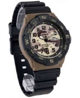 Reloj Casio Collection Camuflaje Marrón MRW-220HCM-5BVEF