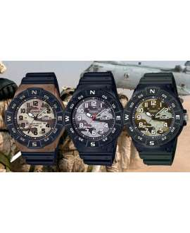 Reloj Casio Collection cAMUFLAJE