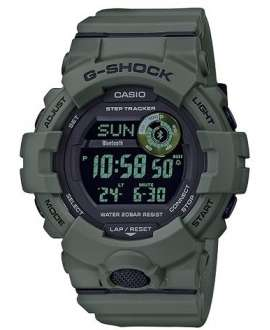 Reloj Casio G-SHOCK G-SQUAD Digital con Bluetooth GBD-800UC-3ER