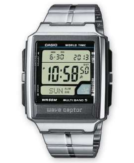 Reloj Casio Collection Digital Wave Ceptor caballero WV-59DE-1AVEF