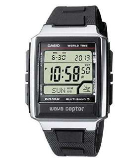 Reloj Casio Collection Digital Wave Ceptor caballero WV-59E-1AVEF