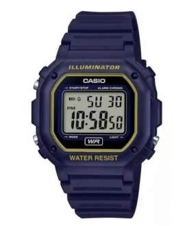 Reloj Casio Collection Digital Illuminator F-108WH-2A2EF