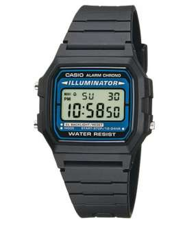 Reloj Casio Collection Digital Retro Illuminator F-105W-1AWYEF