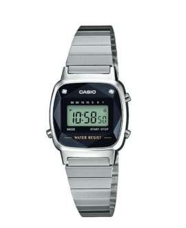 Reloj Casio Collection Retro Diamond LA670WEAD-1EF