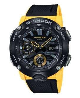 Reloj Casio G-SHOCK Original Carbono GA-2000-1A9ER