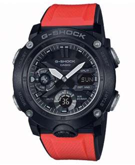 Reloj Casio G-SHOCK Original Carbono GA-2000E-4ER