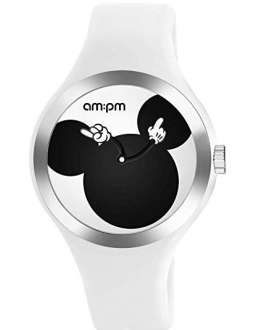 Reloj am:pm Analógico Disney Mickey correa de Silicona DP155-U532