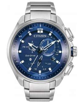 Reloj Citizen W770 Bluetooth de acero BZ1029-87L