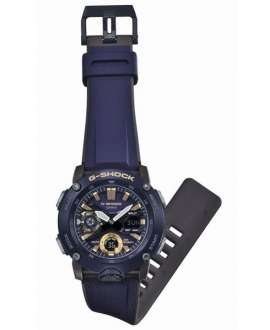 Casio G-Shock GA-2000-2AER Carbon Core Guard Azul