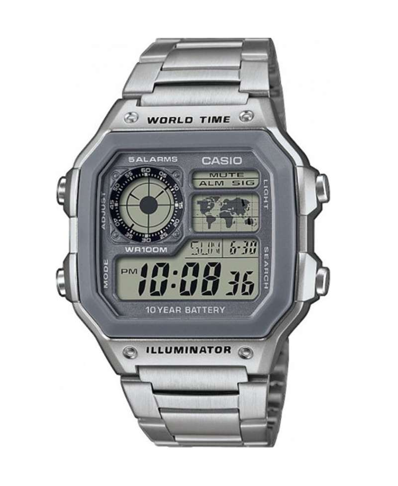 Reloj digital  Hombre Casio Collection AE-1200WHD-7AVEF