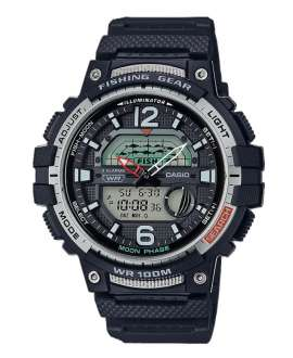 Casio Collection Sport WSC-1250H-1AVEF Negro correa resina