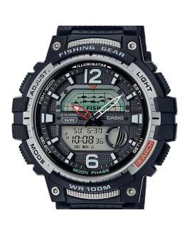 Reloj Casio Collection Sport WSC-1250H-1AVEF Negro correa resina