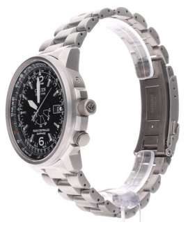 Reloj Citizen Pilot Titanio Radio-controlado AS2031-57E
