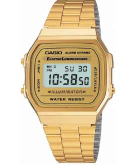 Reloj Unisex Casio Collection Retro A168WG-9EF