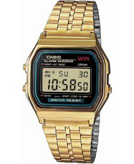 Casio Mujer Collection Digital Vintage A159WGEA-1EF dorado