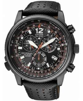 Citizen Pilot Acero AS4025-08E Eco Drive- Radio Controlado