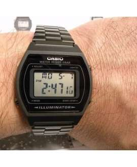 Casio Collection Vintange B640WB-1AEF Negro