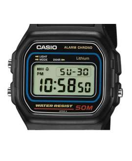 Reloj Casio Collection Retro W-59-1VQES