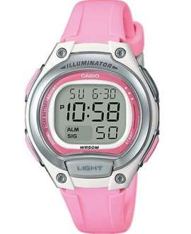 23f3243d9cc6 Reloj Casio Collection digital de niña LW-203-4AVEF