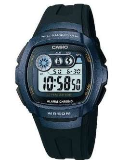 Reloj para hombre Casio Collection Digital W-210-1BVES azul