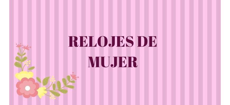 Relojes Mujer online